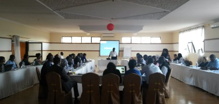 Reflecting on the first city dialogue: Lusaka water resources and climate change