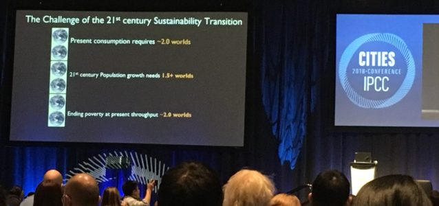 Cities and Climate: What's our next step?