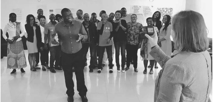 Learning Lab 4, Lusaka – a newcomer's perspective