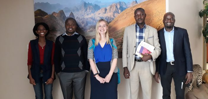 Windhoek City engages in National Adaptation Planning Process