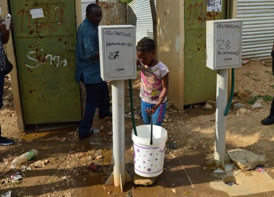 FCFA launches online WASH resource