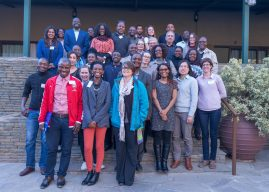 Collaborative learning labs help towards mainstreaming the climate change agenda in Windhoek