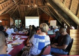 FRACTAL researchers explore climate processes in southern Africa