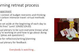 FRACTAL begins virtual learning engagements